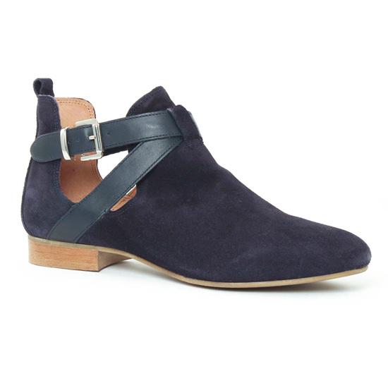 Bottines Et Boots Scarlatine 8476ah River, vue principale de la chaussure femme