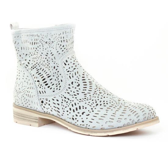 Bottines Et Boots Marco Tozzi 25301 Quartz, vue principale de la chaussure femme