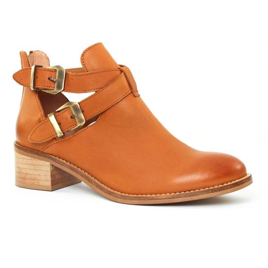 Bottines Et Boots Scarlatine 77204b Bark, vue principale de la chaussure femme