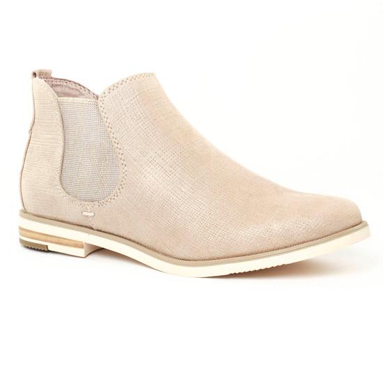 Bottines Et Boots Marco Tozzi 25311 Dune, vue principale de la chaussure femme