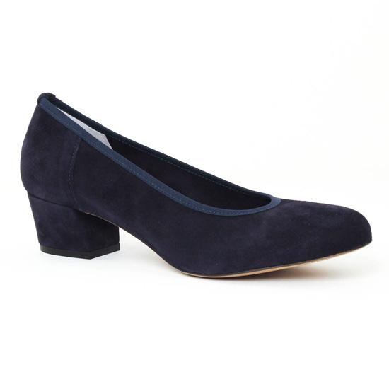 f9a342f05561eb Escarpins Perlato Felipe 9294 River, vue principale de la chaussure femme