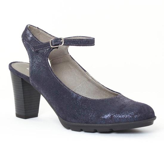 Escarpins Dorking 6662 River, vue principale de la chaussure femme