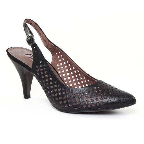 Escarpins Tamaris 29603 Black, vue principale de la chaussure femme