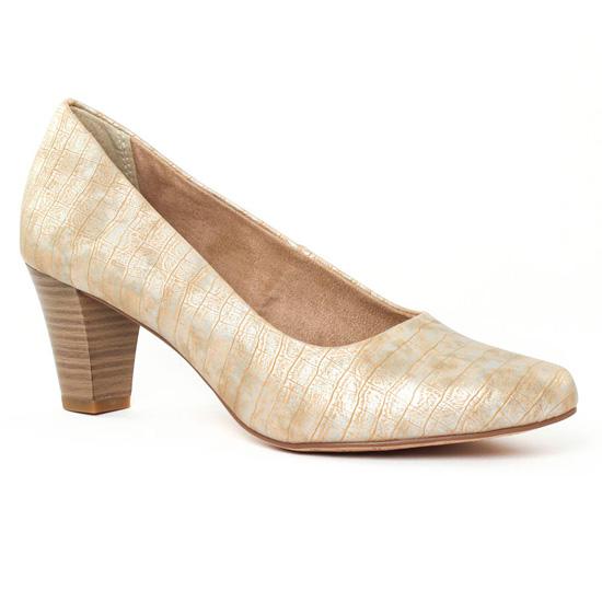Escarpins Tamaris 22430 Copper, vue principale de la chaussure femme