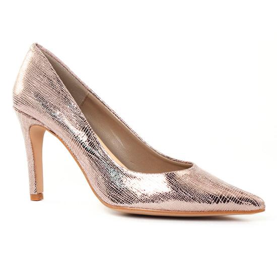 Escarpins Maria Jaen 2053T Taupe, vue principale de la chaussure femme