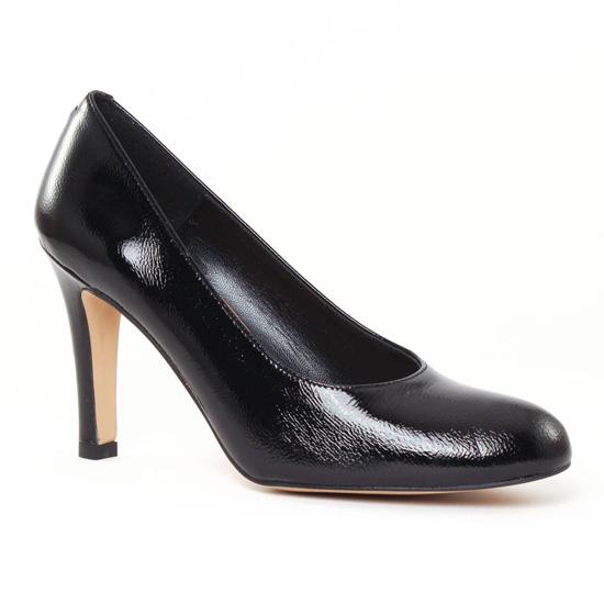 Escarpins Maria Jaen 2065 Noir, vue principale de la chaussure femme