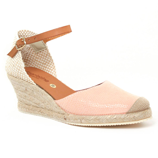 Espadrilles Scarlatine 5n50 Nectar, vue principale de la chaussure femme