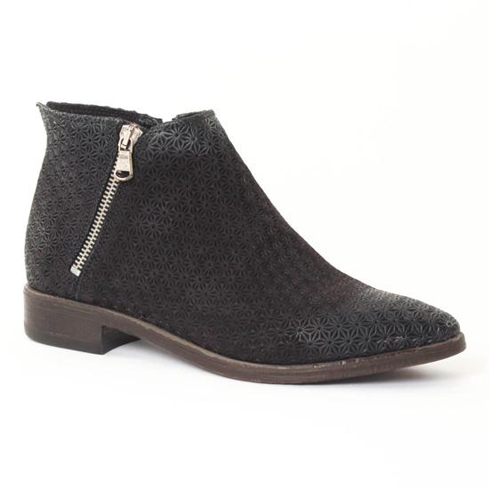 Bottines Et Boots Tamaris 25304 Black, vue principale de la chaussure femme