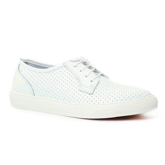 Tennis Et Baskets Mode Tamaris 23632 White, vue principale de la chaussure femme