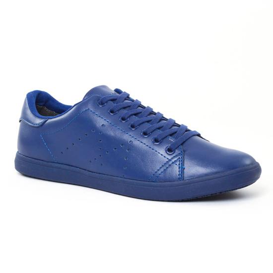 Tennis Et Baskets Mode Tamaris 23605 Navy, vue principale de la chaussure femme