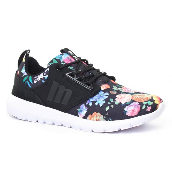 Tennis Et Baskets Mode Mtng 69784 Noir, vue principale de la chaussure femme