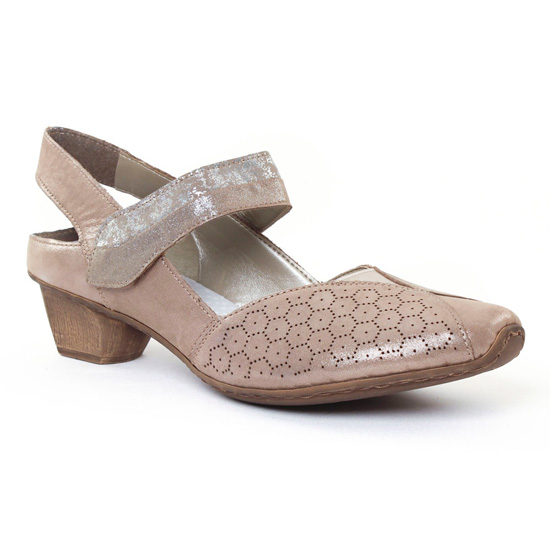 Babies Rieker 49778 Murmel, vue principale de la chaussure femme