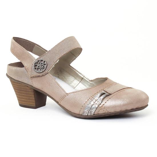 Babies Rieker 45062 Murmel, vue principale de la chaussure femme