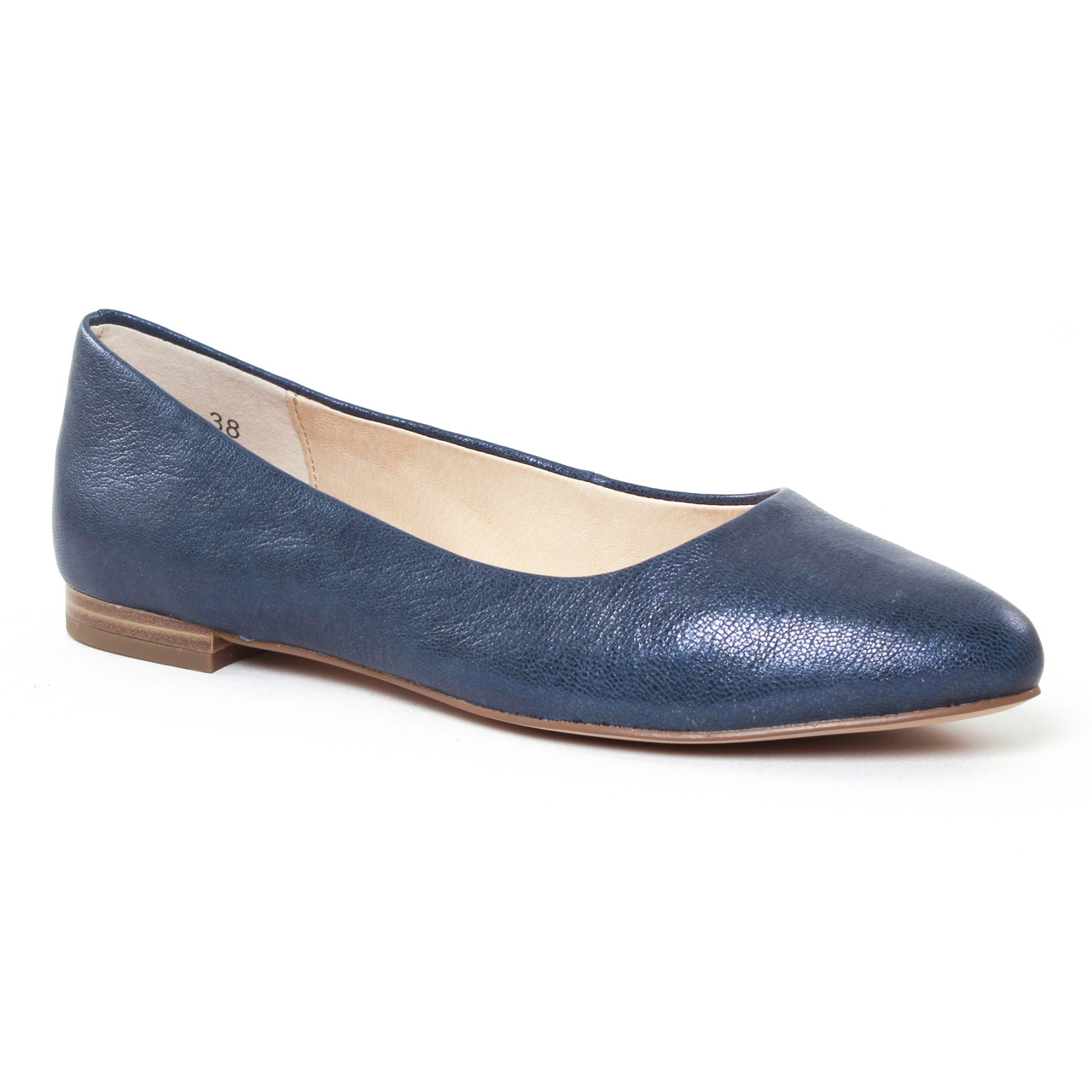 Chaussures Caprice bleues femme mM1Sm