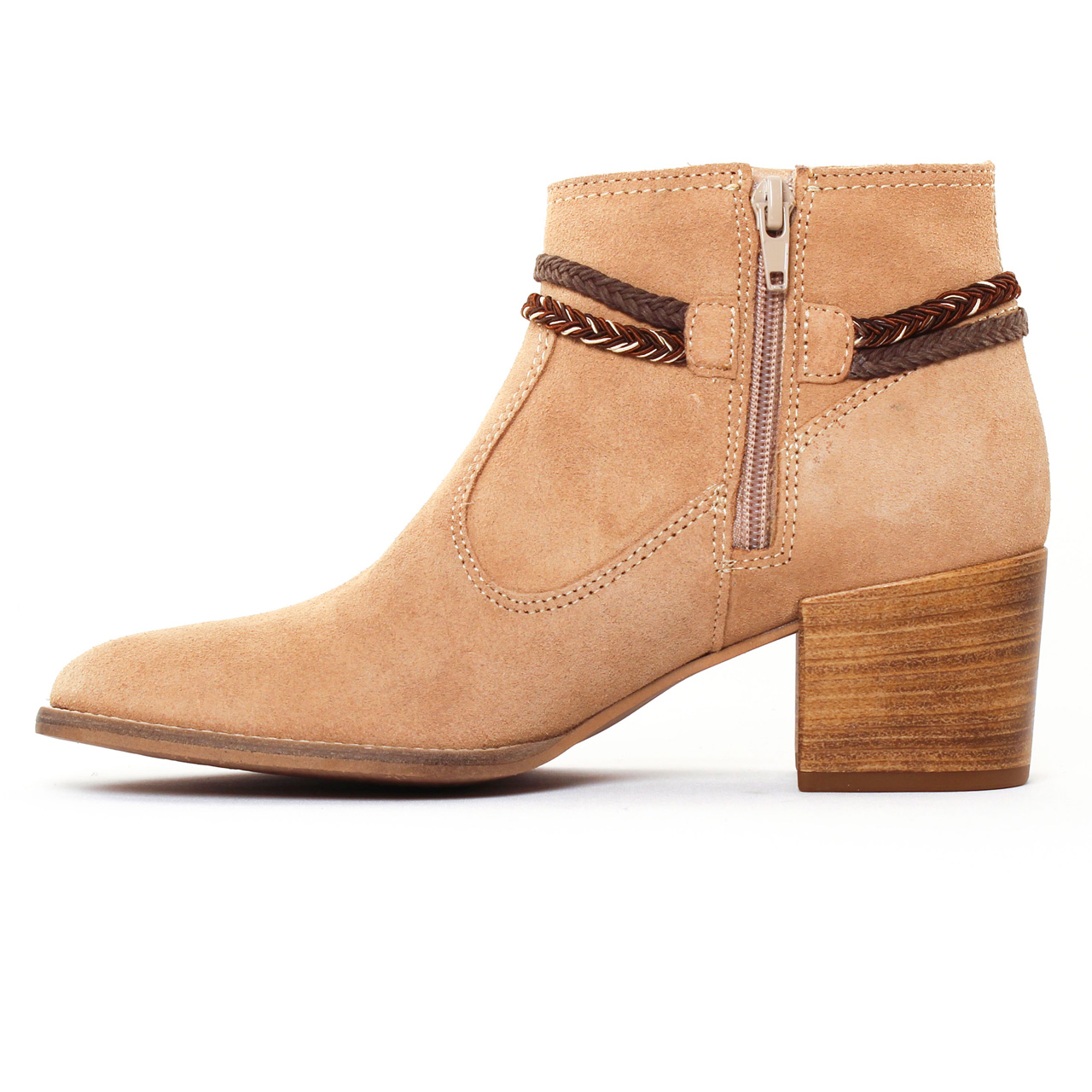 tamaris 25331 camel | boots beige marron printemps été chez trois
