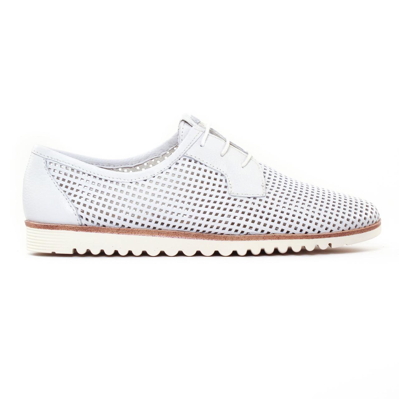 23603, Sneakers Basses Femme, Blanc (White), 40 EUTamaris