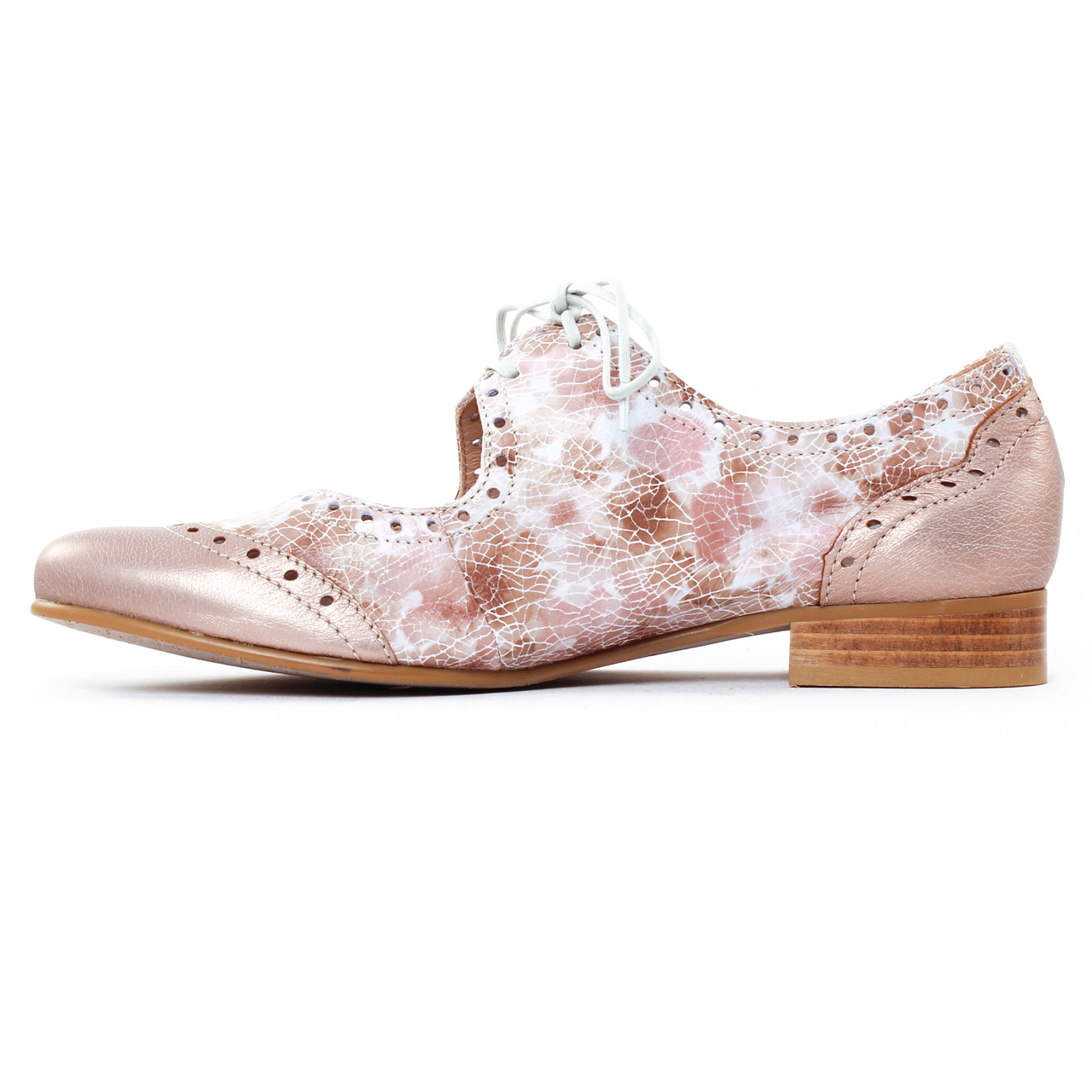 Chaussures à lacets COSTA COSTA cuir blanc 38 LDLyoH