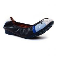 Chaussures femme été 2017 - ballerines Mamzelle bleu marine
