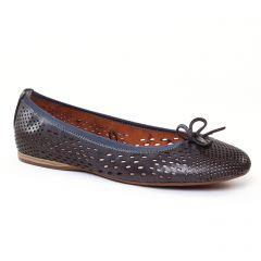 ballerines-confort bleu marine: même style de chaussures en ligne pour femmes que les Fugitive