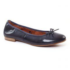 ballerines-confort bleu marine: même style de chaussures en ligne pour femmes que les Tamaris