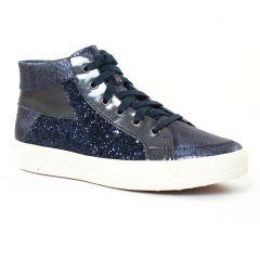 baskets-mode bleu marine: même style de chaussures en ligne pour femmes que les Fugitive