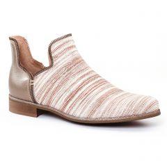 Chaussures femme été 2017 - boots CostaCosta multicolore