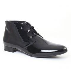 Chaussures femme été 2017 - bottines à lacets Scarlatine noir