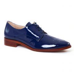 derbys bleu: même style de chaussures en ligne pour femmes que les Scarlatine