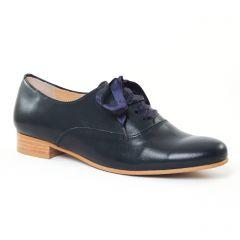 richelieus bleu marine: même style de chaussures en ligne pour femmes que les Pintodiblu By Costacosta
