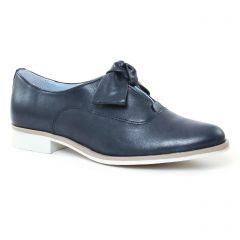richelieus bleu marine: même style de chaussures en ligne pour femmes que les Axell
