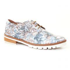 derbys multicolore: même style de chaussures en ligne pour femmes que les Mamzelle