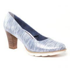 escarpins gris argent: même style de chaussures en ligne pour femmes que les Scarlatine