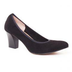 Chaussures femme été 2017 - escarpins Perlato noir