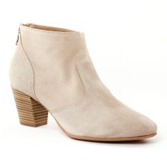 low-boots beige: même style de chaussures en ligne pour femmes que les Rieker