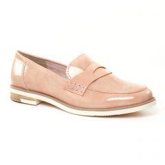 mocassins-confort rose: même style de chaussures en ligne pour femmes que les Mamzelle