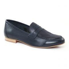 mocassins bleu marine: même style de chaussures en ligne pour femmes que les Pintodiblu By Costacosta