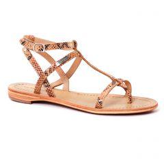 sandales beige: même style de chaussures en ligne pour femmes que les Rieker