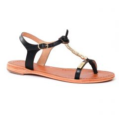 sandales noir: même style de chaussures en ligne pour femmes que les Les Tropéziennes