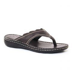 Chaussures femme été 2017 - sandales tamaris noir
