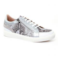 tennis gris argent: même style de chaussures en ligne pour femmes que les Fugitive
