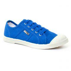 tennis bleu: même style de chaussures en ligne pour femmes que les Les Tropéziennes