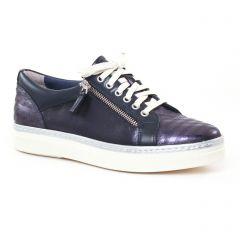 tennis bleu marine: même style de chaussures en ligne pour femmes que les Maria Mare