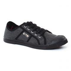 tennis noir doré: même style de chaussures en ligne pour femmes que les Fugitive