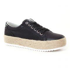 tennis noir: même style de chaussures en ligne pour femmes que les Les Tropéziennes