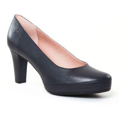 Escarpins Dorking Blesa 5794 Ocean, vue principale de la chaussure femme