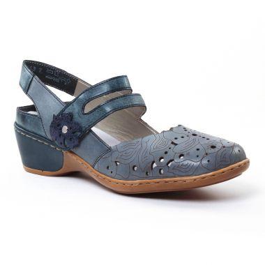 Babies Rieker 47195 Whiteden, vue principale de la chaussure femme