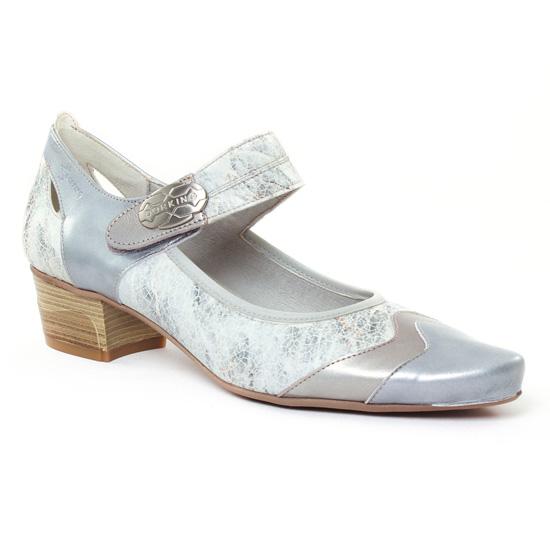 Babies Dorking Menet 7107 Cristal, vue principale de la chaussure femme
