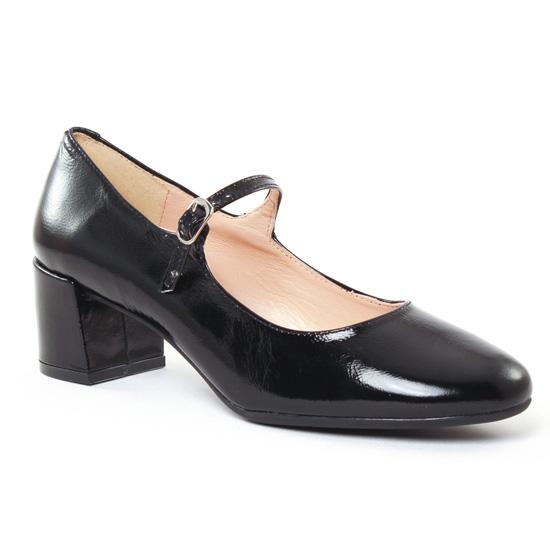 Babies Maria Jaen 4024 Noir, vue principale de la chaussure femme