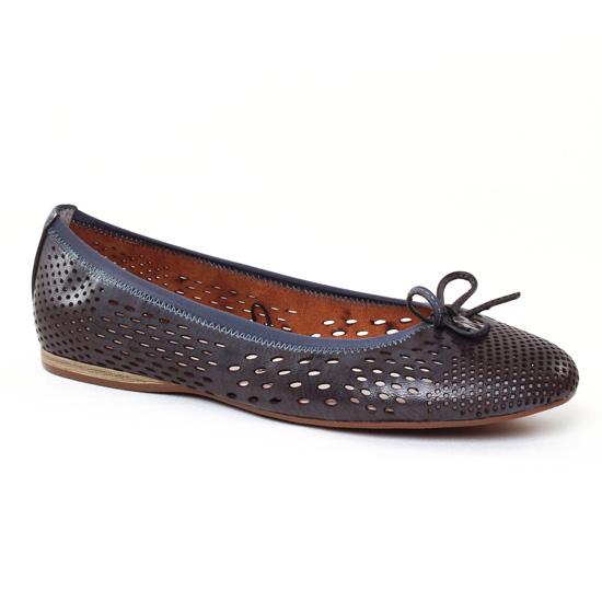 Ballerines Tamaris 22107 Denim, vue principale de la chaussure femme