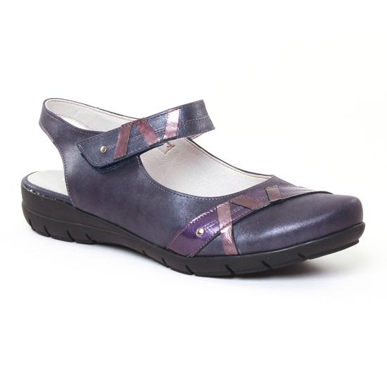 Babies Dorking Natalia 7124, vue principale de la chaussure femme